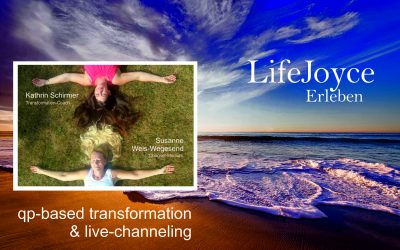 LifeJoyce – Higher-Self-Reading und Live-Channeling (Sa. 18.4.2020 – 15:00 Uhr)