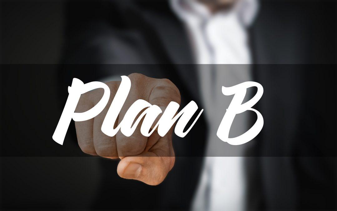 "DEIN PROJEKT ""PLAN B"""